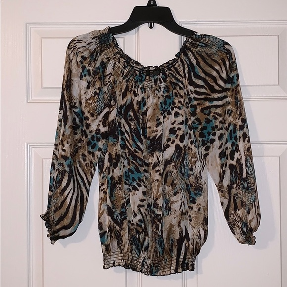 new directions Tops - New Directions blouse